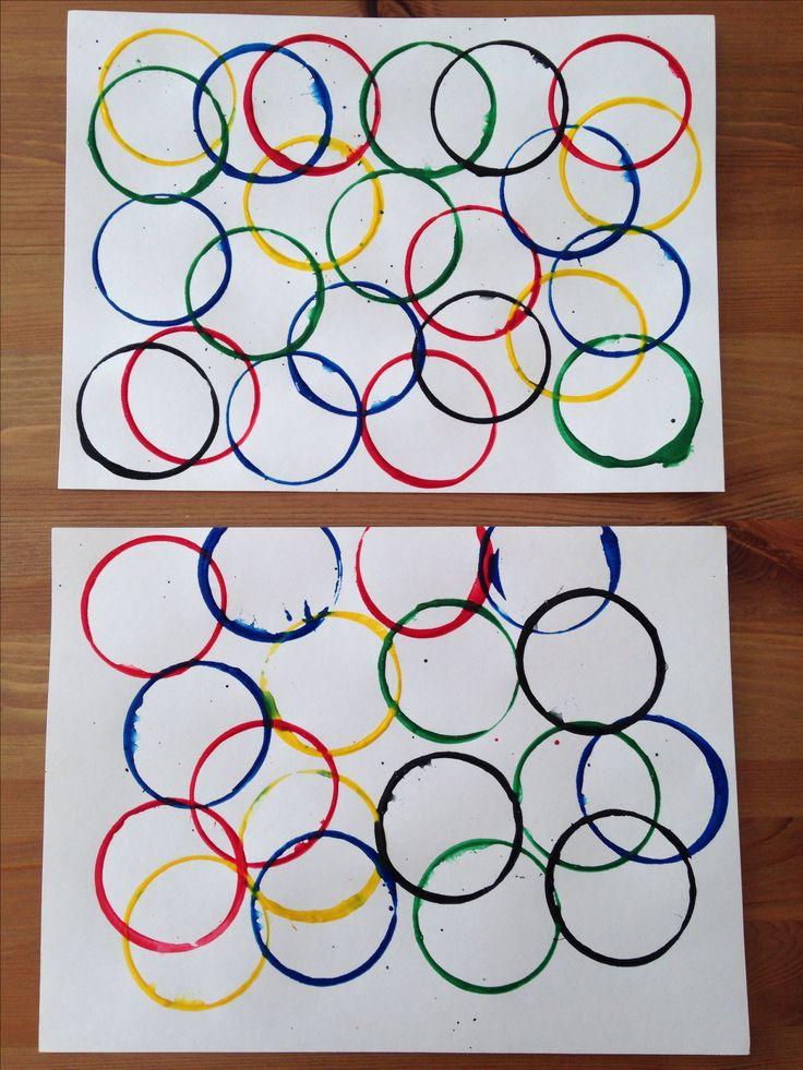 best 25 circle crafts preschool ideas on pinterest - Preschool Painting Games