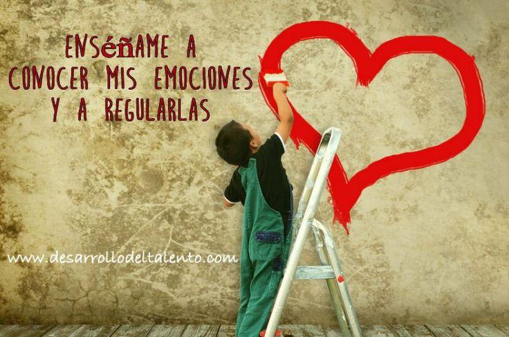 Educación emocional: 6 actividades para despertar la conciencia emocional en los niños. Desarrollo del talento.