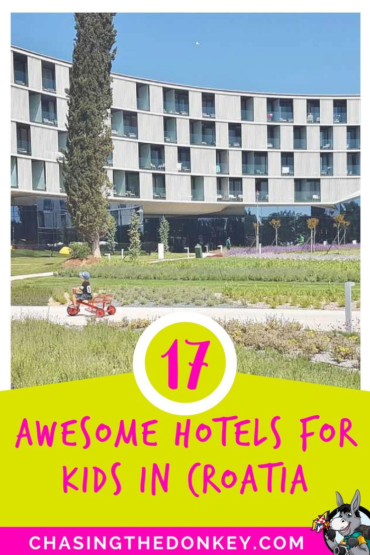 Planning a holiday in Croatia with kids? Great - we've got lots of tips for traveling in Croatia with kids. As well as ideas for things to do with kids we've also narrowed down our top picks for the best 11 Croatia family resorts and family hotels for your Croatia family holidays in 2018.