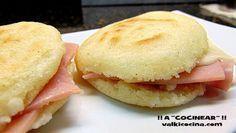 """Arepas listas para rellenar ***Tanto los ingredientes como la preparación, son de lo más sencillos ( para unas 7-8 arepas ): - Harina precocida de maiz """"Pan"""" (1 vaso) - Agua templada ( 1 vaso y cuarto ) - Sal ( 1/2 cucharadita de postre )"""