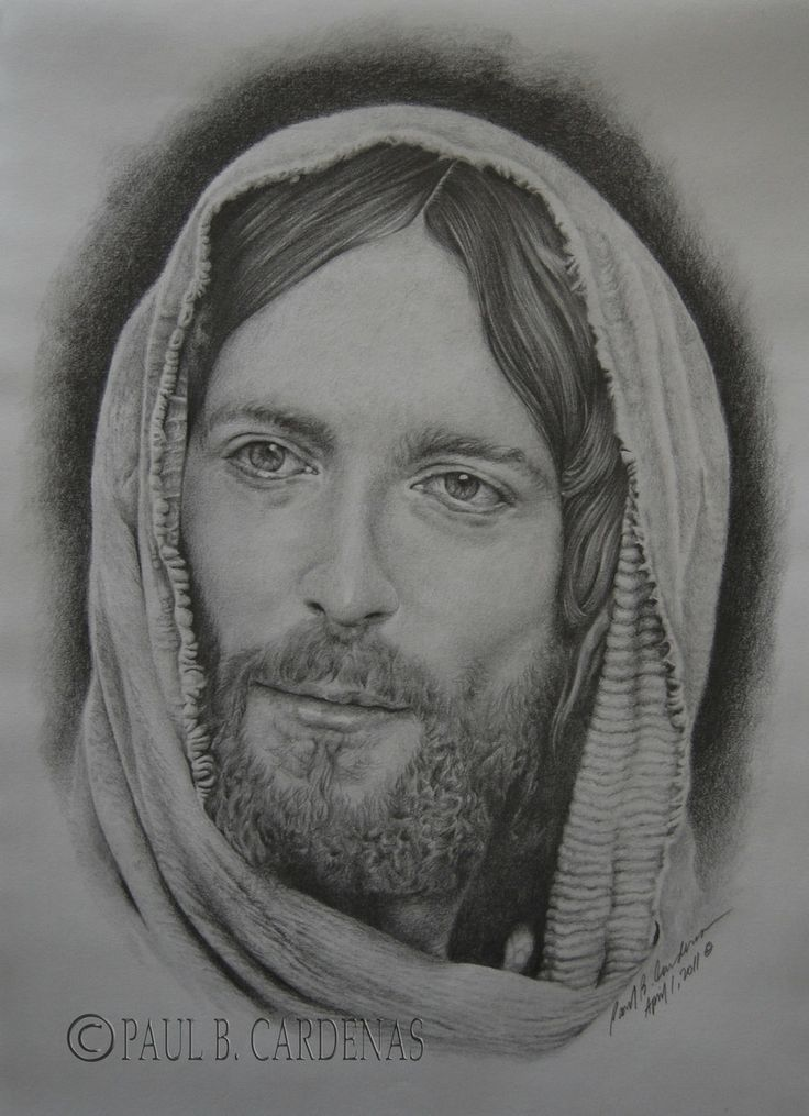 LOVE by paulcardenas63 on deviantART ~ Jesus of Nazareth {portrayed by actor Robert Powell ~ 1977}