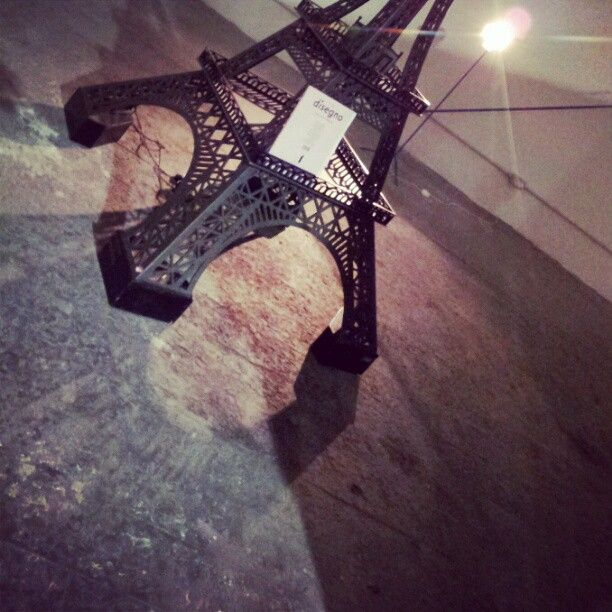 Porta Venezia in design Eiffel Tower part 2 #milandesignweek