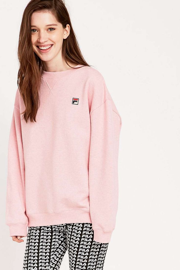 fila sweat cassio surteint rose wear pinterest catalog and roses. Black Bedroom Furniture Sets. Home Design Ideas