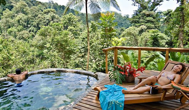 Pacuare lodge honeymoon suite from costa rica experts for Costa rica honeymoon package