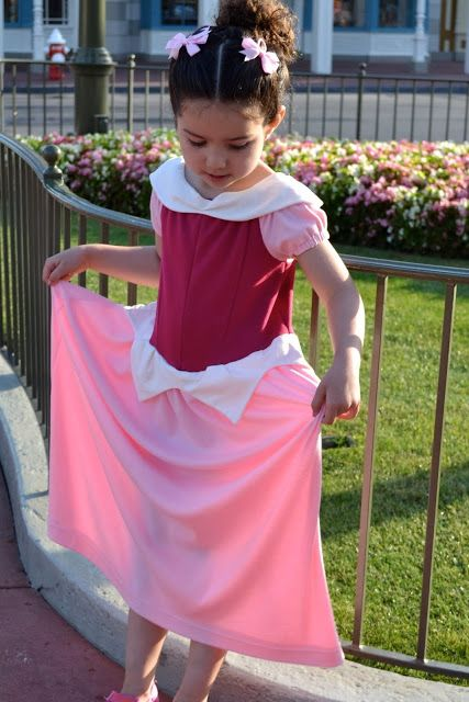 Princess aurora costume #diy by @Susan Yates