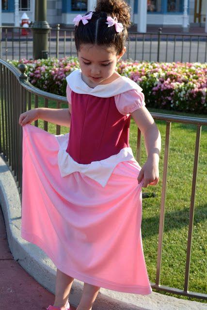 Princess aurora costume #diy by @Susan Yates