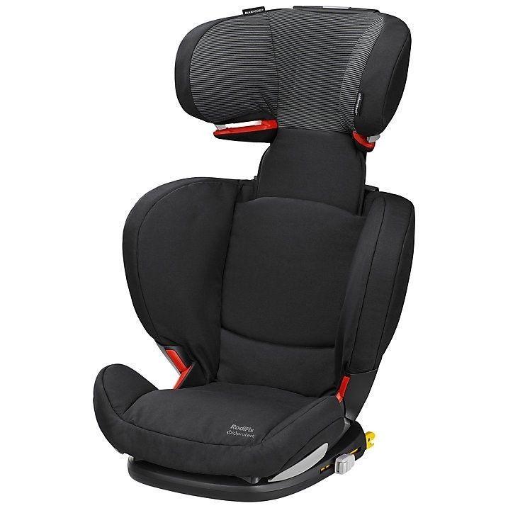Maxi Cosi Rodifix Air Protect Group 2 3 Car Seat Black Raven Ebay Car Seats Baby Car Seats Maxi Cosi