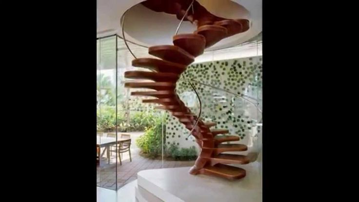 Unique and Creative Staircase Designs by pbstudiopro.com