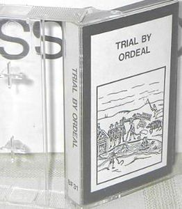 Various - Trial By Ordeal (Cassette) at Discogs