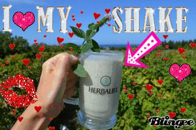My 10.000th Shake! WOHOOO! This must have been the 10.000th HERBALIFE SHAKE in my life! I enjoy my shake EVERY DAY since August, 27th 1994! How about YOU? Wanna try? SABRINA www.GOHERB.eu
