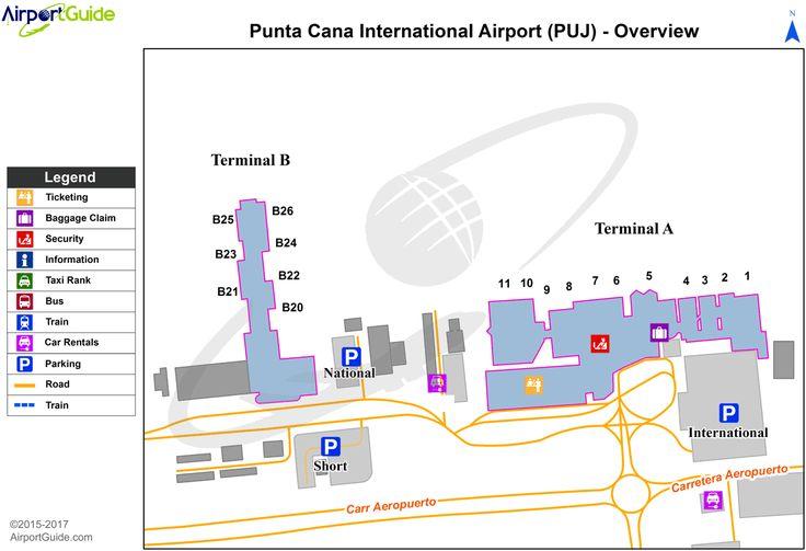 Punta Cana Punta Cana International (PUJ) Airport