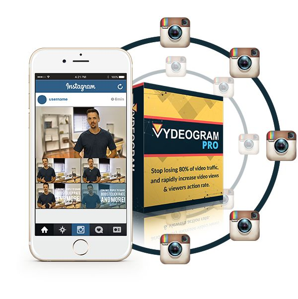 Congratulations on picking up the most advanced Video Marketing Software to date, VydeoGram. You will receive an email with your login details shortly. Instantly Bring VydeoGram To A Whole New Level with the PRO upgrade.