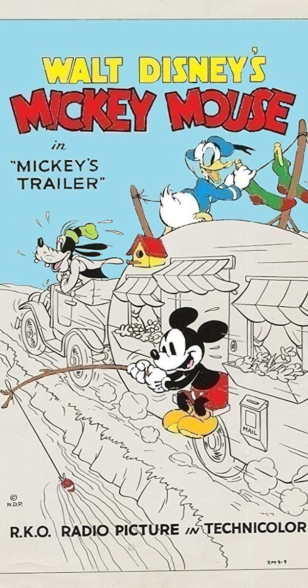 Mickey's Trailer (1938) on IMDb: Movies, TV, Celebs, and