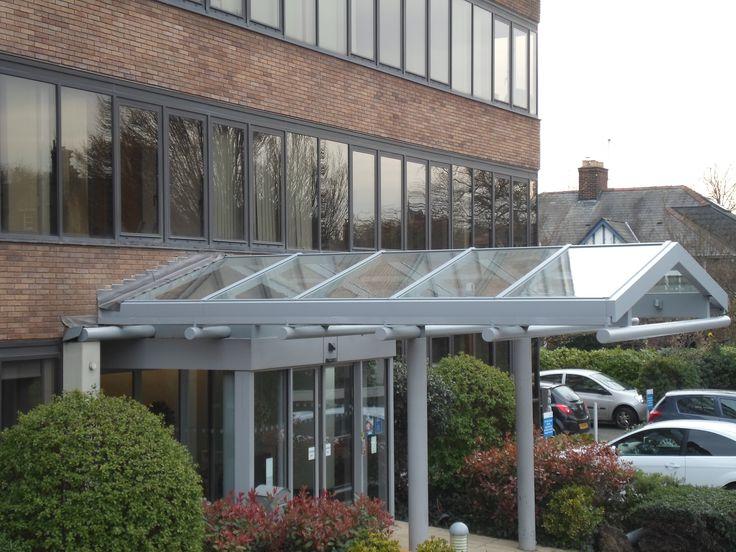 Patent Glazed Entrance Canopy · CanopiesConferenceInnovationEntranceCommercialEntrywayDoor  ...