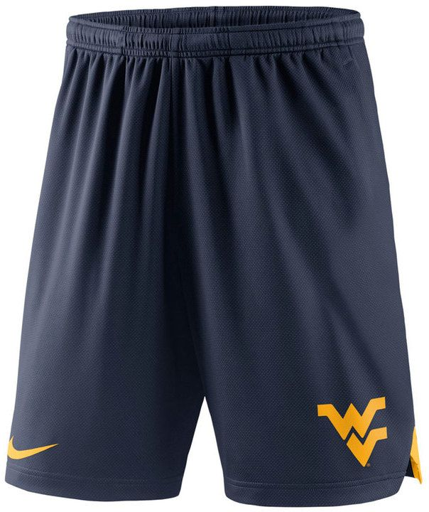 Nike Men's West Virginia Mountaineers Football Dri-FIT Shorts