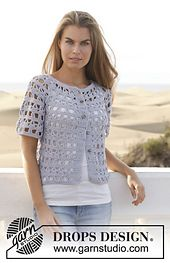 Free pattern on Ravelry: 153-10 Nevertheless pattern by DROPS design