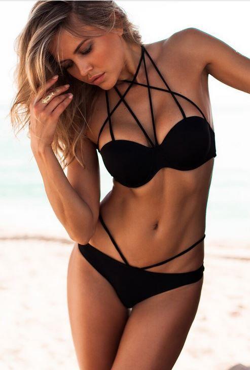 Calavera Bikini