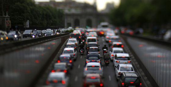 Madrid expulsa el coche del centro   Madrid   EL PAÍS