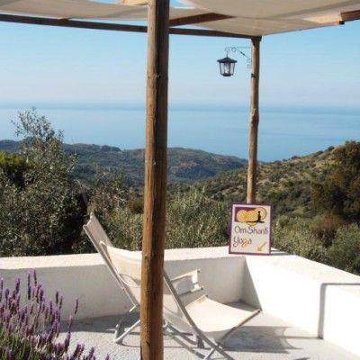 Activiteit Kreta. Mountainbiketocht van twee dagen op Kreta. De Coast to Coast route is te boeken op AdventureTickets.nl.