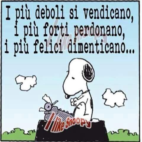Vendetta... perdono... DIMENTICA...