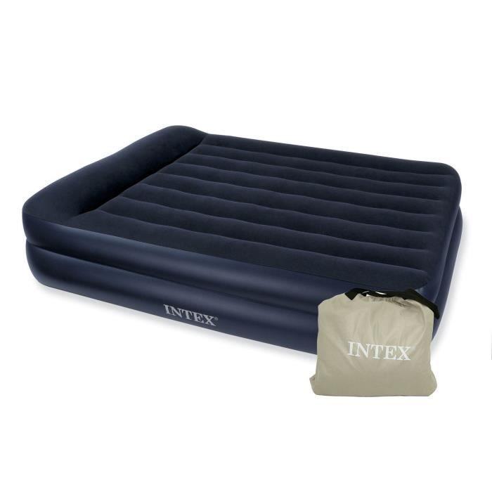 Vous manquez de lits pour accueillir vos invités restés le soir Matelas gonflable 2 places à louer à Fontenay-sous-Bois (94120) - www.placedelaloc.com