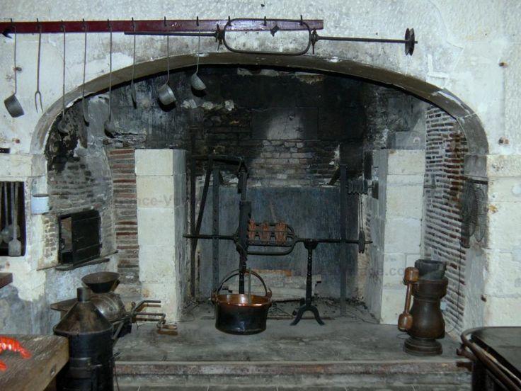 4991 best antiguas cocinas y dependencias de servicio - Cocinas castillo ...