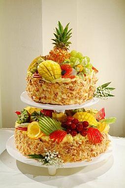 cakes/exoticWedding Cake