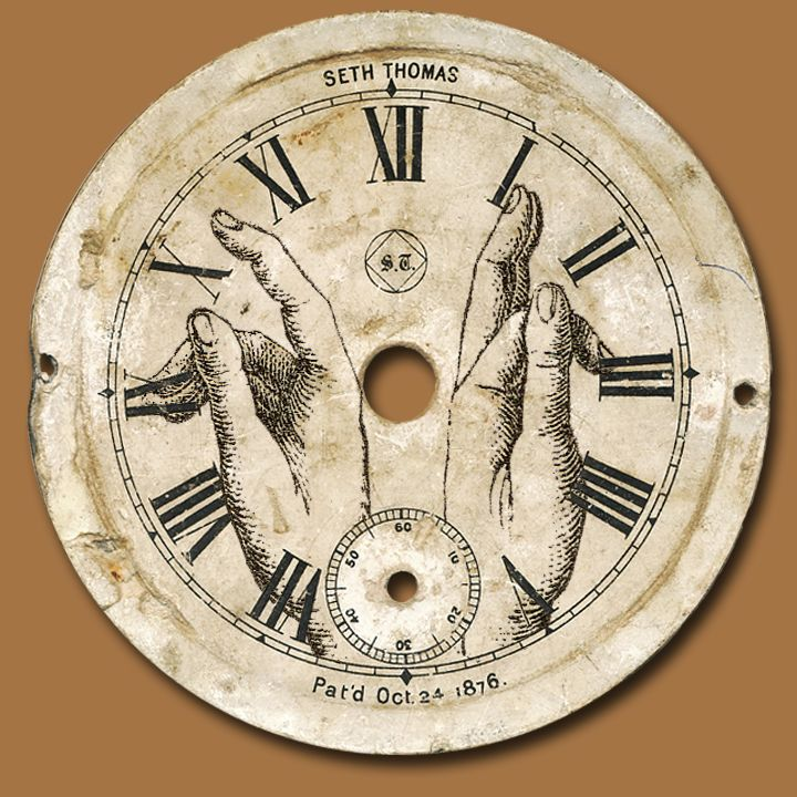 Part of an Old Clock, now a piece of art. hmm