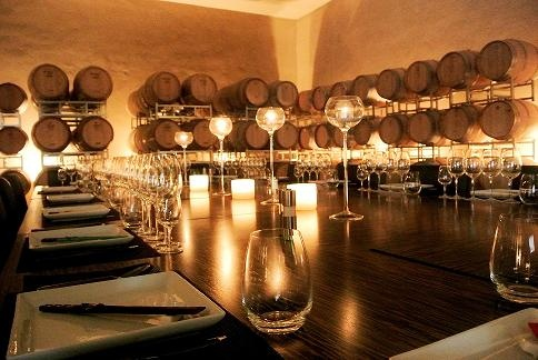 My restaurant @ Casarena Winery! Asian Argentine restaurant in Mendoza Argentina. #mendoza #restaurants #food