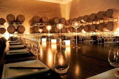 My restaurant @ Casarena Winery! Asian Argentine restaurant in Mendoza Argentina. #mendoza #restaurants #food