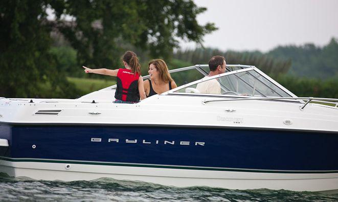 New 2012 Bayliner Boats 192 Discovery Cuddy Cabin Boat #BohnerLacefieldMarine #Bayliner #Boating www.bohnerlacefieldmarine.com