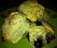 Recipe Apple & Blueberry Buttermilk Scones by arwen.thermomix - Recipe of category Baking - sweet
