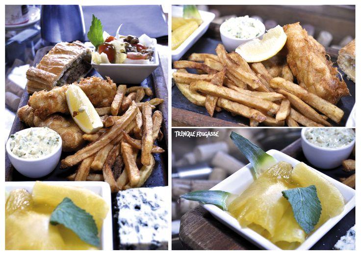 La Planche du #midi est à 16€ : entrée/ plat/ dessert !  #Montpellier #France #restaurant #tapas #wine