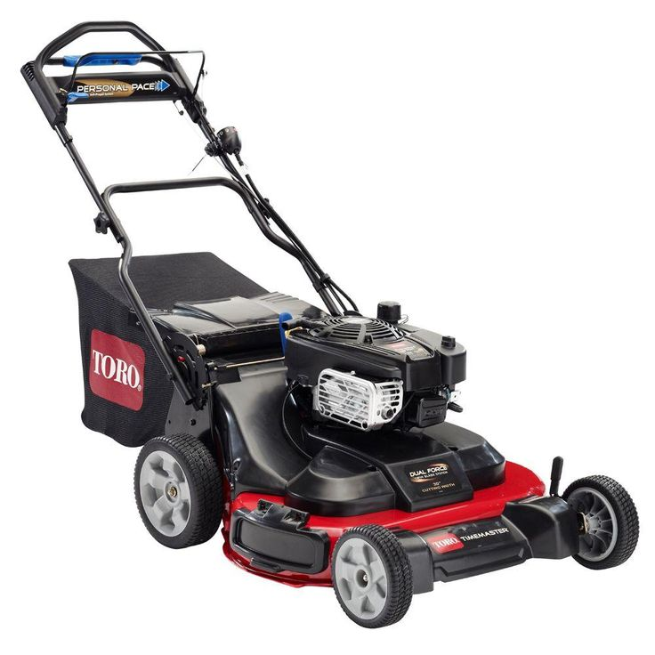 TimeMaster 30 in. Variable Speed Self-Propelled Electric Start Walk-Behind Gas Lawn Mower