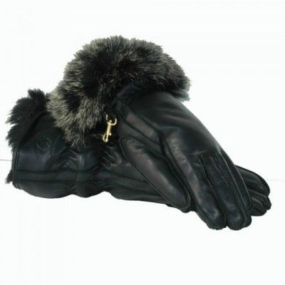 Women's Ski Glove - Black The Wedel ski glove - Possum fur lined on the inside, Nappa leather on the outside and technical, breathable membrane in between. No more cold fingers - ever. Sizes - Small, Medium, Large, Extra Large. Colours Black, Chocolate, Red.