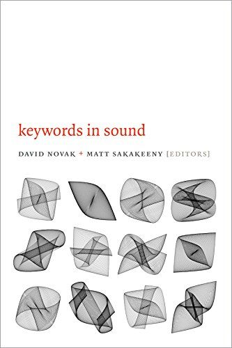 Keywords in Sound by David Novak