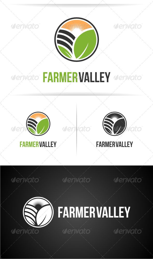 Farmer Valley  #GraphicRiver         A simple logo template suitable for a Office, website, Business, service, etc.  	 Features: – Vector format – File format : EPS, AI, – Easy editable scale and color  Font used:Bebas neue  .dafont /bebas-neue.font     Created: 27July13 GraphicsFilesIncluded: AIIllustrator Layered: No MinimumAdobeCSVersion: CS Resolution: Resizable Tags: agriculture #business #circle #farmer #financial #insurance #internet #leaf #population #service #tree #valley #website…