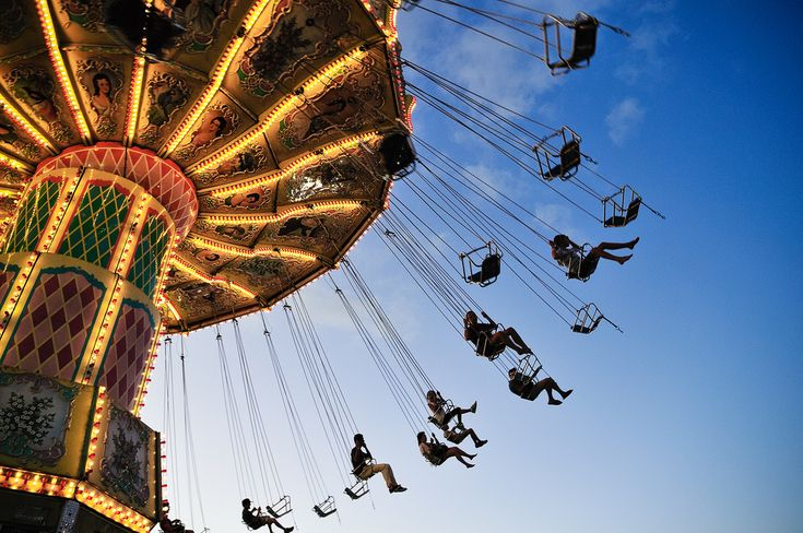 The Big Swing, Canadian National Exhibition, Toronto