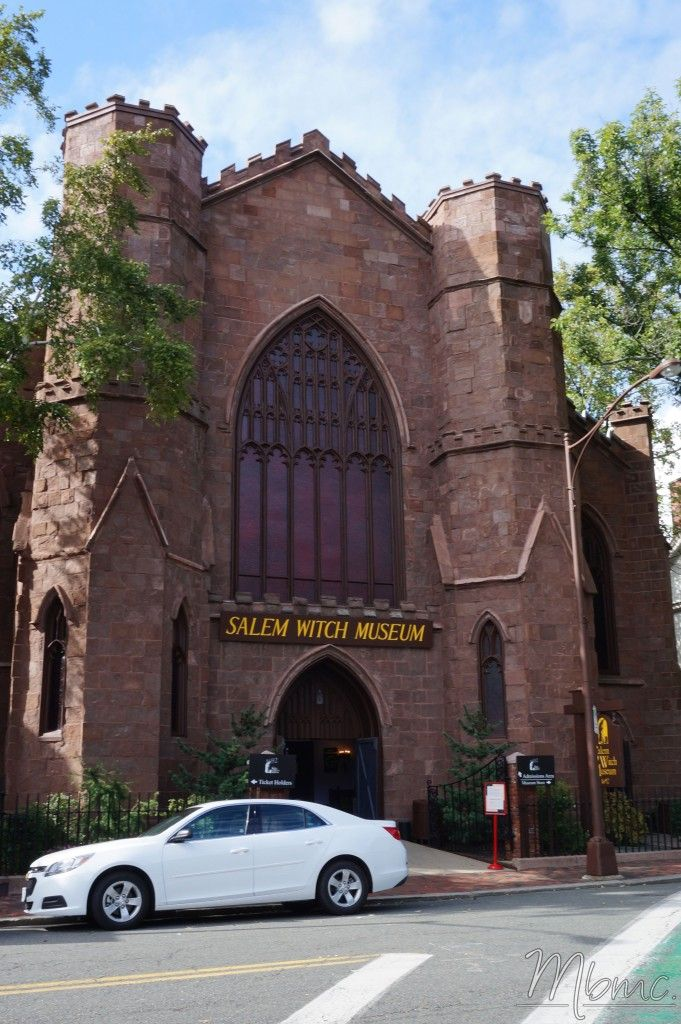 Salem Witch Museum, USA