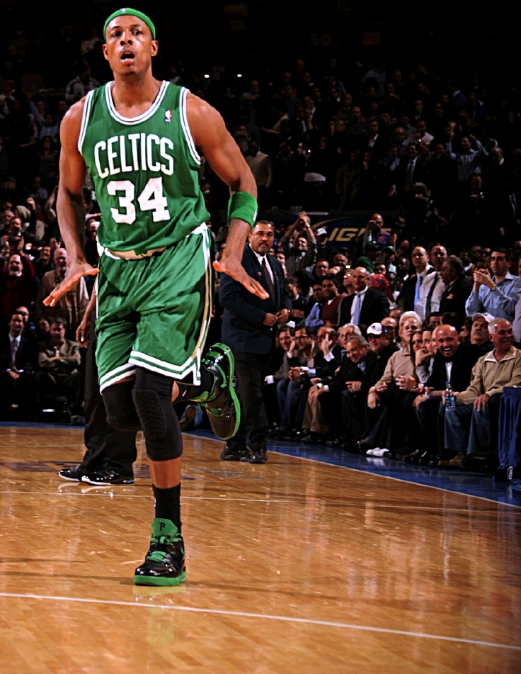 Paul Pierce Sorry Could Not Find One With Him On The Brooklyn Nets