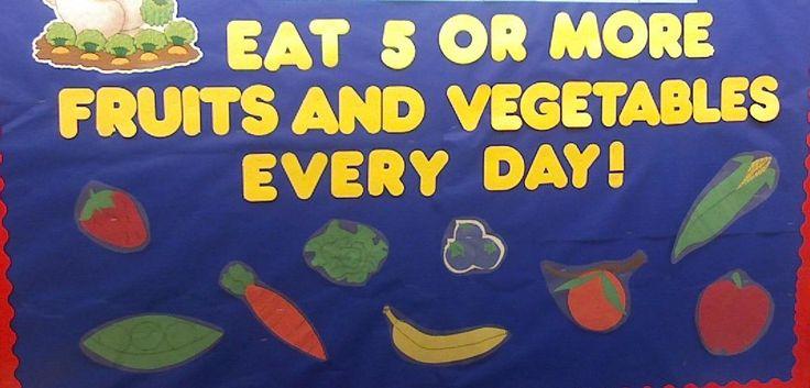 Nutrition+Bulletin+Boards | Bulletin Board