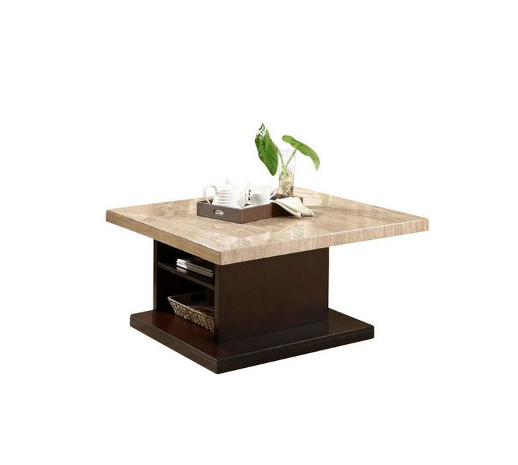 http://www.houzz.com/photos/7052106/Homelegance-Mooney-3-Piece-Faux-Marble-Coffee-Table-Set-with-Espresso-Base-traditional-coffee-table-sets
