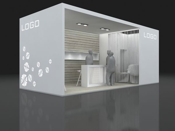 Exhibition Stand White : Image result for white exhibition stand exhibits small