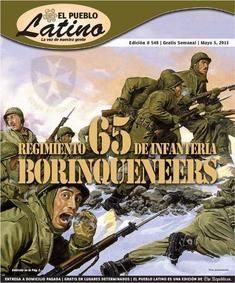 A national, non-partisan, volunteer group dedicated to achieving the Congressional Gold Medal for the 65th Infantry Regiment, The Borinqueneers!