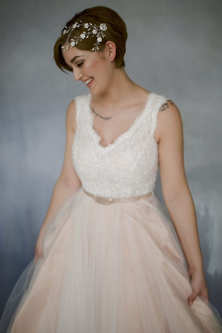 116 best wedding | short hair bridal styles | styling images on