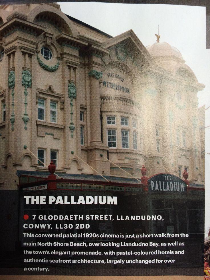 Palladium Cinema - Wetherspoons Conwy