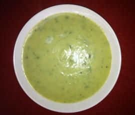 Recipe Cream of potato and celery soup by Alison Leviton - Recipe of category Soups