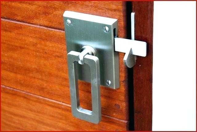 Gate Latch Two Sided Double Sided Gate Latch Pretty Two Sided Door