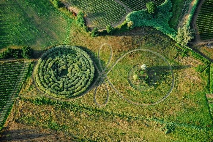 Vinci (Fi), Il giardino labirinto | Foto di grcvvv