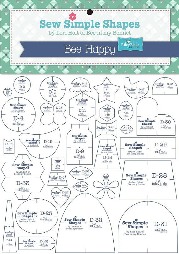 100 best Sew Simple Shapes images on Pinterest